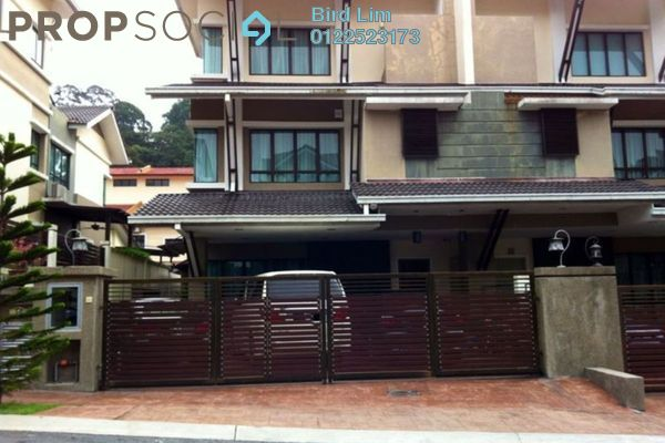For Sale Semi-Detached at Hijauan Residence, Batu 9 Cheras Freehold Semi Furnished 5R/6B 1.48m