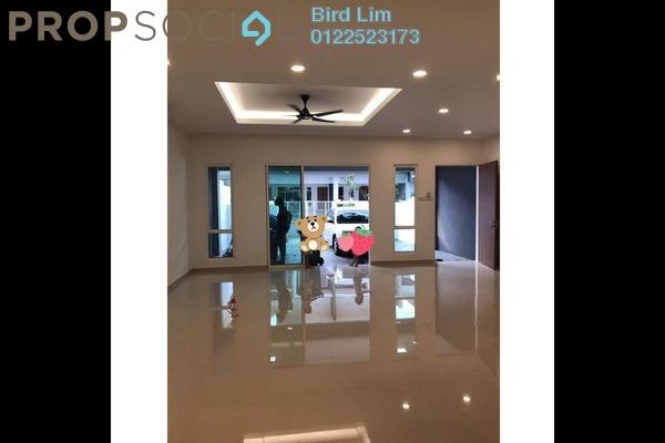 For Rent Terrace at Ridgeview Residences, Kajang Freehold Semi Furnished 5R/3B 2.48k