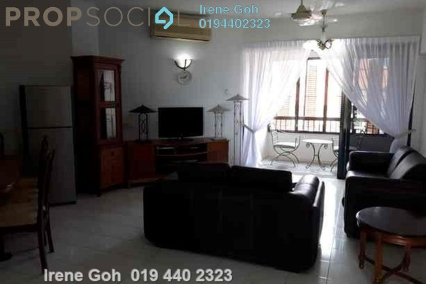 For Rent Condominium at Bellisa Court, Pulau Tikus Freehold Fully Furnished 3R/2B 3.3k