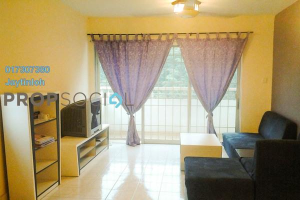 For Rent Condominium at Kelana Mahkota, Kelana Jaya Freehold Fully Furnished 3R/2B 1.8k