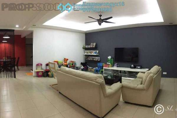 For Sale Terrace at Mutiara Tropicana, Tropicana Freehold Fully Furnished 4R/3B 1.4m