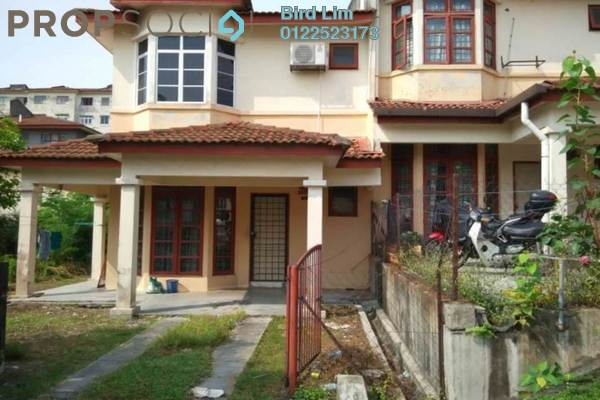 For Sale Terrace at Saujana Puchong, Puchong Freehold Unfurnished 4R/3B 447k