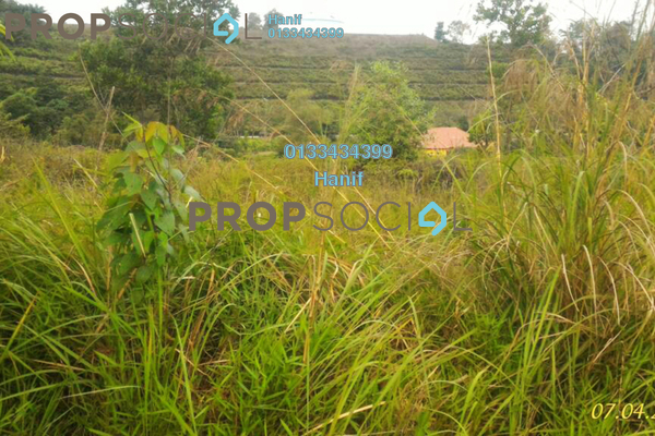 For Sale Land at Antara Gapi, Serendah Freehold Unfurnished 0R/0B 264k