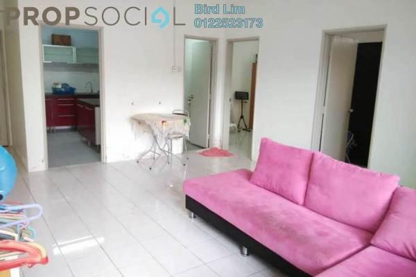 For Rent Condominium at Green Acre Park, Bandar Sungai Long Freehold Semi Furnished 3R/2B 1.05k
