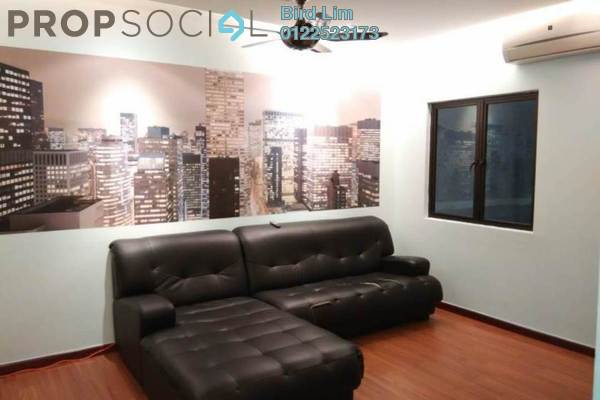 For Rent Condominium at Saville Residence, Old Klang Road Freehold Semi Furnished 2R/2B 1.86k
