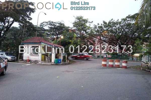 For Sale Terrace at Taman Putra Budiman, Balakong Freehold Semi Furnished 4R/3B 528k