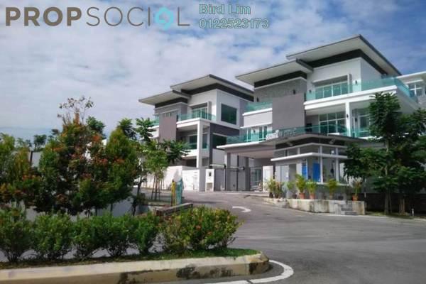 For Sale Bungalow at Taman Sungai Sering, Batu 9 Cheras Freehold Unfurnished 6R/5B 2.68m