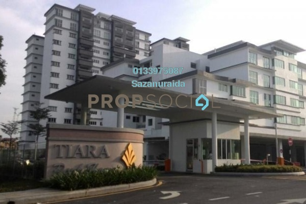 For Sale Condominium at Tiara ParkHomes, Kajang Freehold Unfurnished 4R/3B 460k