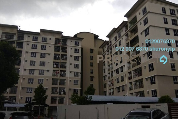 For Rent Apartment at Vista Mahkota Apartment, Bandar Mahkota Cheras Freehold Unfurnished 3R/2B 950translationmissing:en.pricing.unit