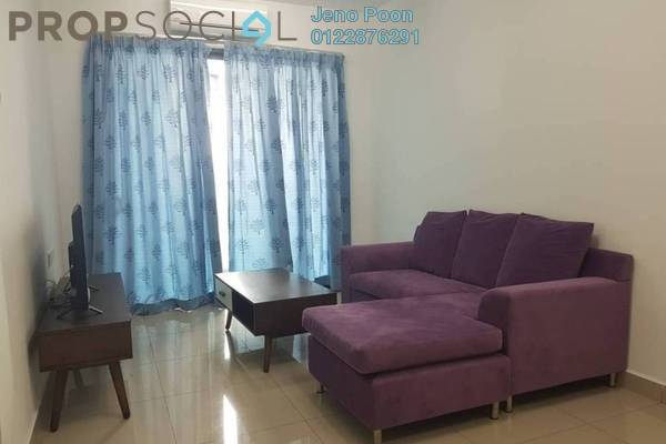 For Rent Condominium at KL Palace Court, Kuchai Lama Freehold Fully Furnished 2R/2B 1.85k