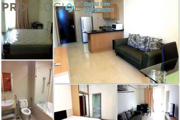 For Rent Condominium at 231 TR, KLCC Freehold Fully Furnished 1R/1B 2.2k