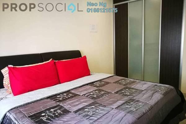 For Rent Condominium at Koi Kinrara, Bandar Puchong Jaya Freehold Fully Furnished 3R/2B 1.8k