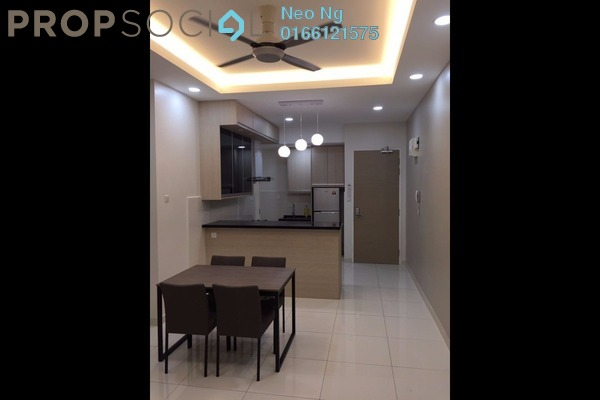For Rent Condominium at Skypod, Bandar Puchong Jaya Freehold Fully Furnished 3R/2B 2.4k