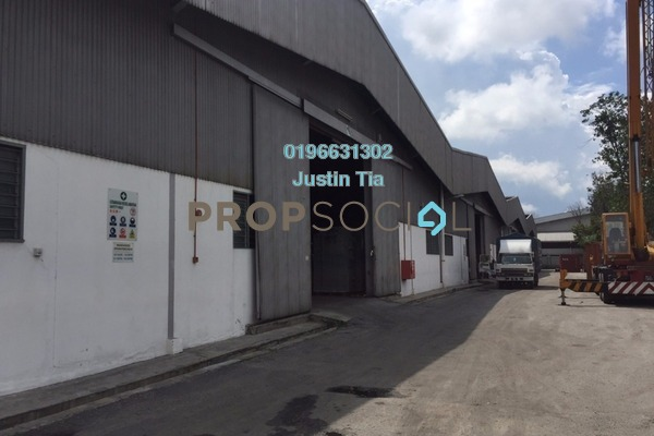 For Rent Factory at North Port, Port Klang Freehold Semi Furnished 0R/0B 51.2k