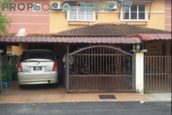 For Sale Terrace at Taman Banting Baru, Banting Freehold Semi Furnished 4R/3B 250.0千