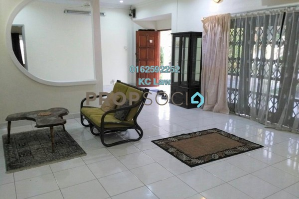 For Rent Bungalow at Section 5, Petaling Jaya Freehold Semi Furnished 5R/3B 5.5k