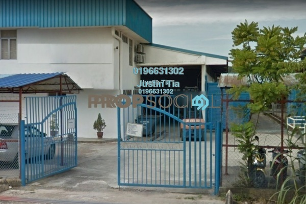 For Rent Factory at Cheras Jaya Industrial Park, Balakong Freehold Semi Furnished 0R/0B 16.5k