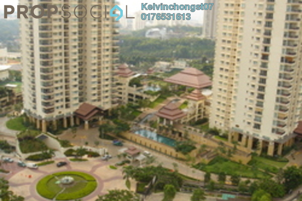 For Sale Condominium at Mont Kiara Aman, Mont Kiara Freehold Semi Furnished 3R/3B 1.75m