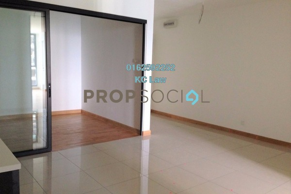 For Rent Condominium at KL Gateway, Bangsar South Freehold Semi Furnished 1R/1B 2.2k