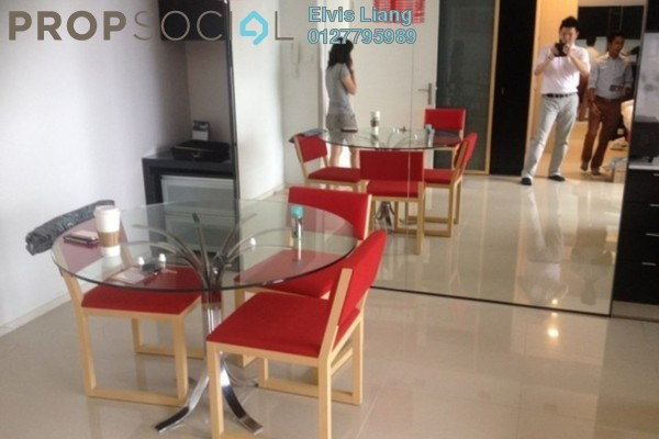 For Sale Apartment at VERVE Suites, Mont Kiara Freehold Fully Furnished 10R/1B 670k