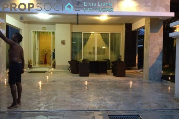 For Sale Bungalow at Villa Kristal Heights, Batu Caves Freehold Fully Furnished 5R/7B 2m