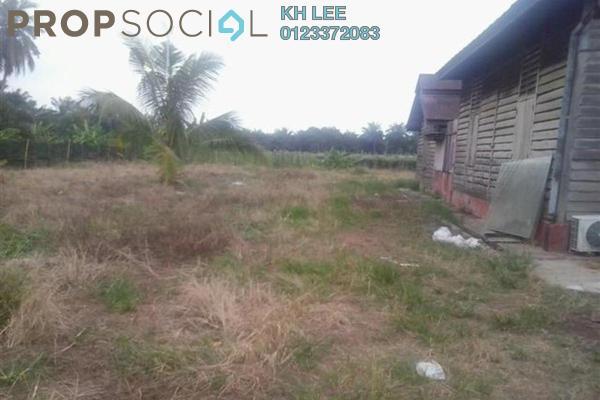 For Rent Land at Batu 20, Kuala Selangor Freehold Unfurnished 0R/0B 1.5k