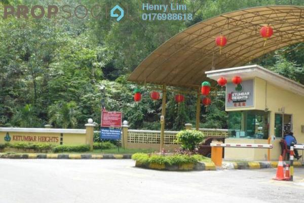 For Rent Condominium at Ketumbar Heights, Cheras Freehold Semi Furnished 3R/2B 1k