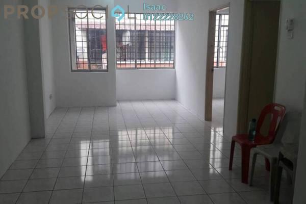 For Sale Apartment at Taman Megan Setapak, Setapak Freehold Unfurnished 3R/1B 200k