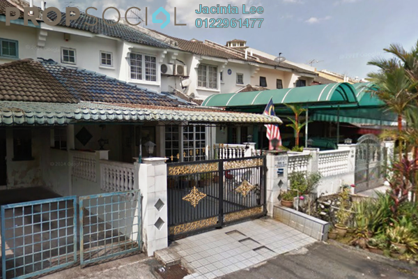 Terrace for sale at taman bukit indah ampang by ty tan for I kitchen bukit indah