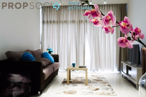 For Rent Condominium at Midfields 2, Sungai Besi Freehold Fully Furnished 3R/2B 2.8k