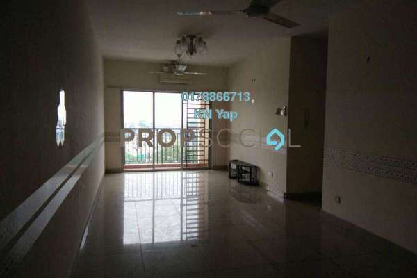 For Rent Serviced Residence at Connaught Avenue, Cheras Freehold Semi Furnished 3R/2B 1.3k