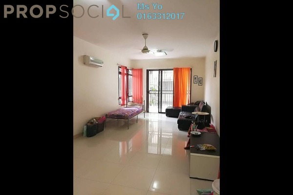 For Rent Condominium at Sri Putramas II, Dutamas Freehold Fully Furnished 3R/2B 1.8k