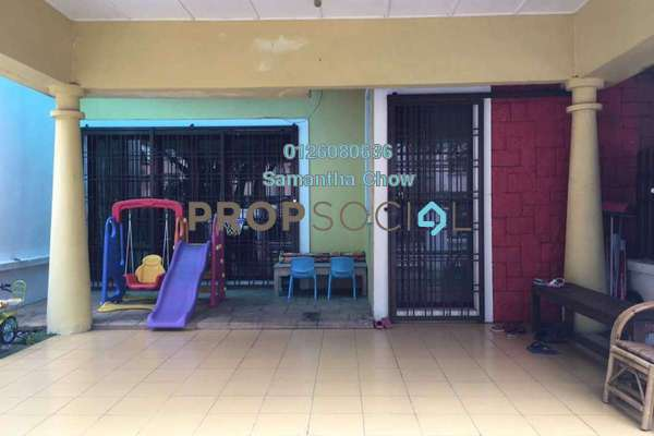 For Sale Terrace at Section 5, Kota Damansara Leasehold Unfurnished 4R/3B 980k