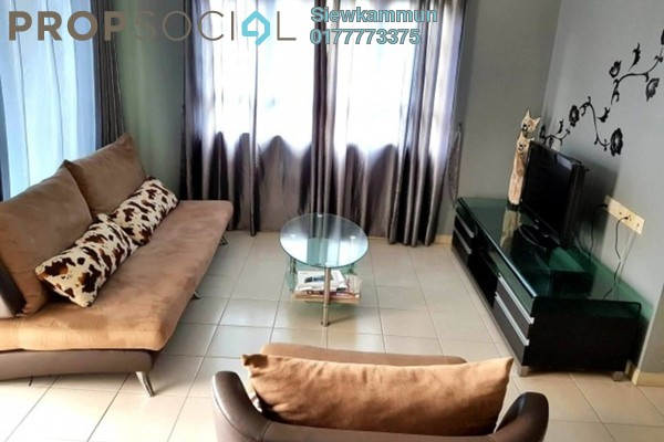 For Rent Condominium at Opal Damansara, Sunway Damansara Freehold Fully Furnished 3R/2B 2k