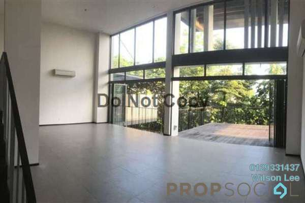 For Sale Condominium at The Mansions, Desa ParkCity Freehold Semi Furnished 6R/7B 5.6m