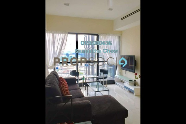 For Rent Condominium at Icon City, Petaling Jaya Freehold Fully Furnished 2R/1B 2.5k