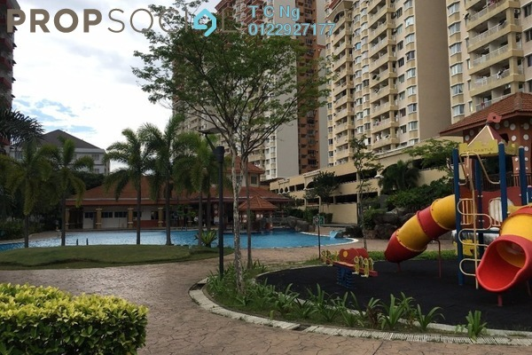 For Rent Serviced Residence at Koi Tropika, Puchong Freehold Semi Furnished 4R/3B 1.6k