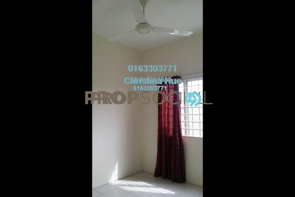 For Rent Apartment at Idaman Court, Bukit Rimau Freehold Semi Furnished 3R/2B 1k