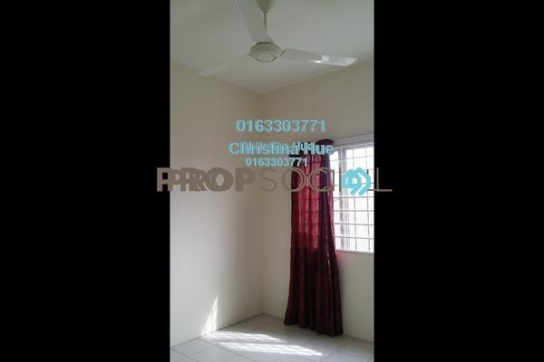 For Rent Apartment at Idaman Court, Bukit Rimau Freehold Semi Furnished 3R/2B 1k