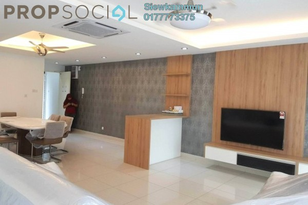 For Rent Condominium at Damansara Foresta, Bandar Sri Damansara Freehold Fully Furnished 4R/3B 3k