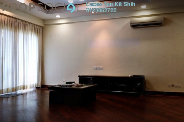 For Sale Condominium at Seri Titiwangsa, Titiwangsa Freehold Semi Furnished 3R/3B 930k