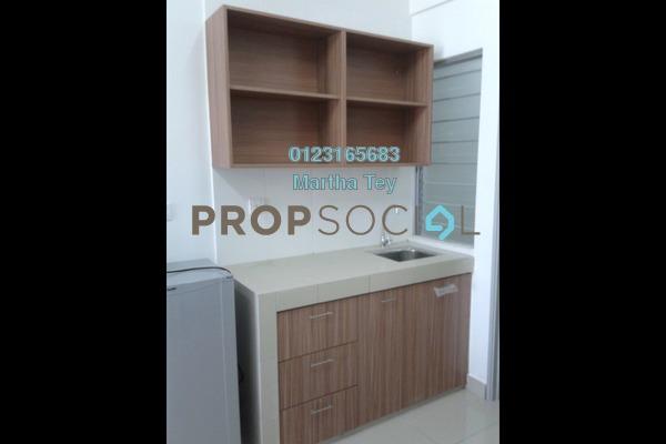 For Sale Serviced Residence at Casa Residenza, Kota Damansara Freehold Fully Furnished 3R/2B 400k