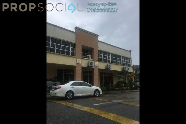 For Rent Shop at Laman Rimbunan, Kepong Freehold Semi Furnished 0R/2B 5.3k
