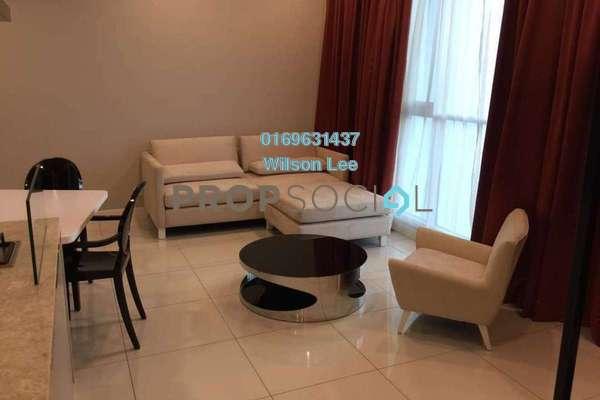For Sale Condominium at Uptown Residences, Damansara Utama Freehold Fully Furnished 2R/2B 1.2m