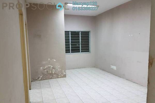 For Rent Apartment at Mutiara Magna, Kepong Freehold Unfurnished 3R/2B 850translationmissing:en.pricing.unit