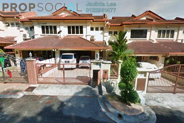 For Sale Terrace at BRP 6, Bukit Rahman Putra Freehold Unfurnished 4R/3B 760k