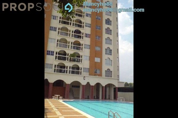 For Rent Condominium at La Vista, Bandar Puchong Jaya Freehold Fully Furnished 3R/2B 2k