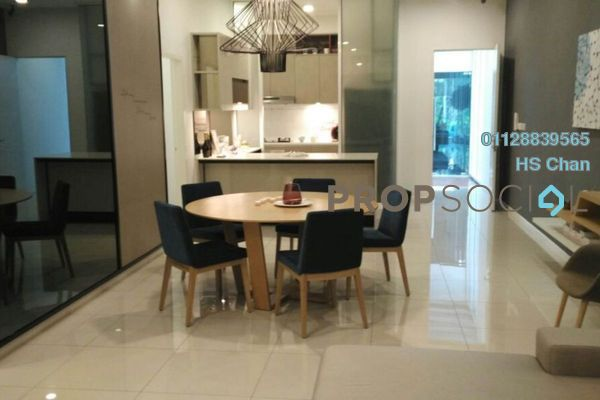 For Rent Condominium at Riverville Residences, Old Klang Road Freehold Unfurnished 3R/2B 1.6k