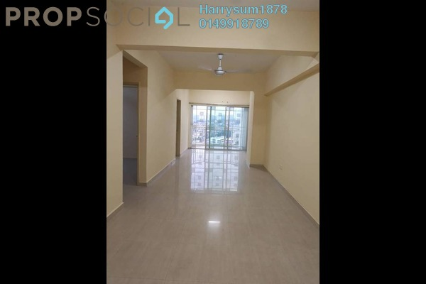 For Rent Condominium at Kepong Central Condominium, Kepong Freehold Unfurnished 3R/2B 1k