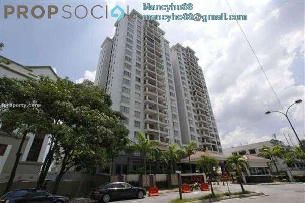 For Rent Condominium at Ken Damansara II, Petaling Jaya Freehold Fully Furnished 3R/2B 3.2k